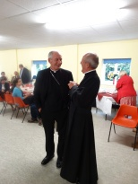 Consecration Service 12th July 2014